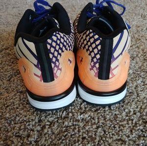 786e1842c596b adidas Shoes - Adidas zx flux xeno sunglow borealis shoes